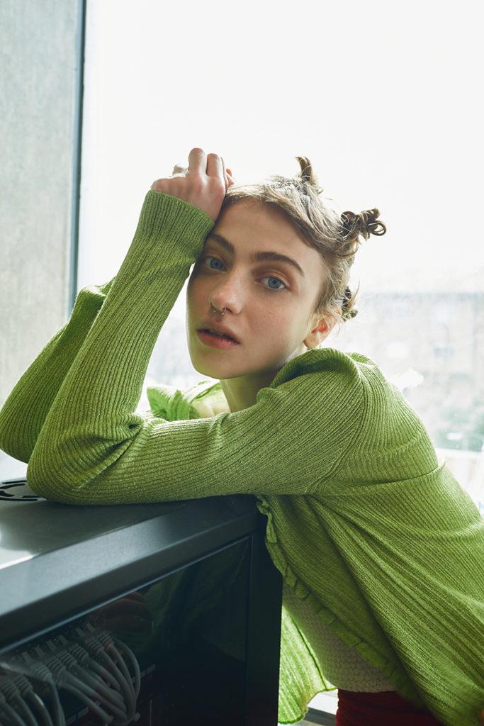 Aurevoir Magazine - photographer Pasquale Ettorre - styling Maela Leporati - WM-Artist Management - W-MManagement