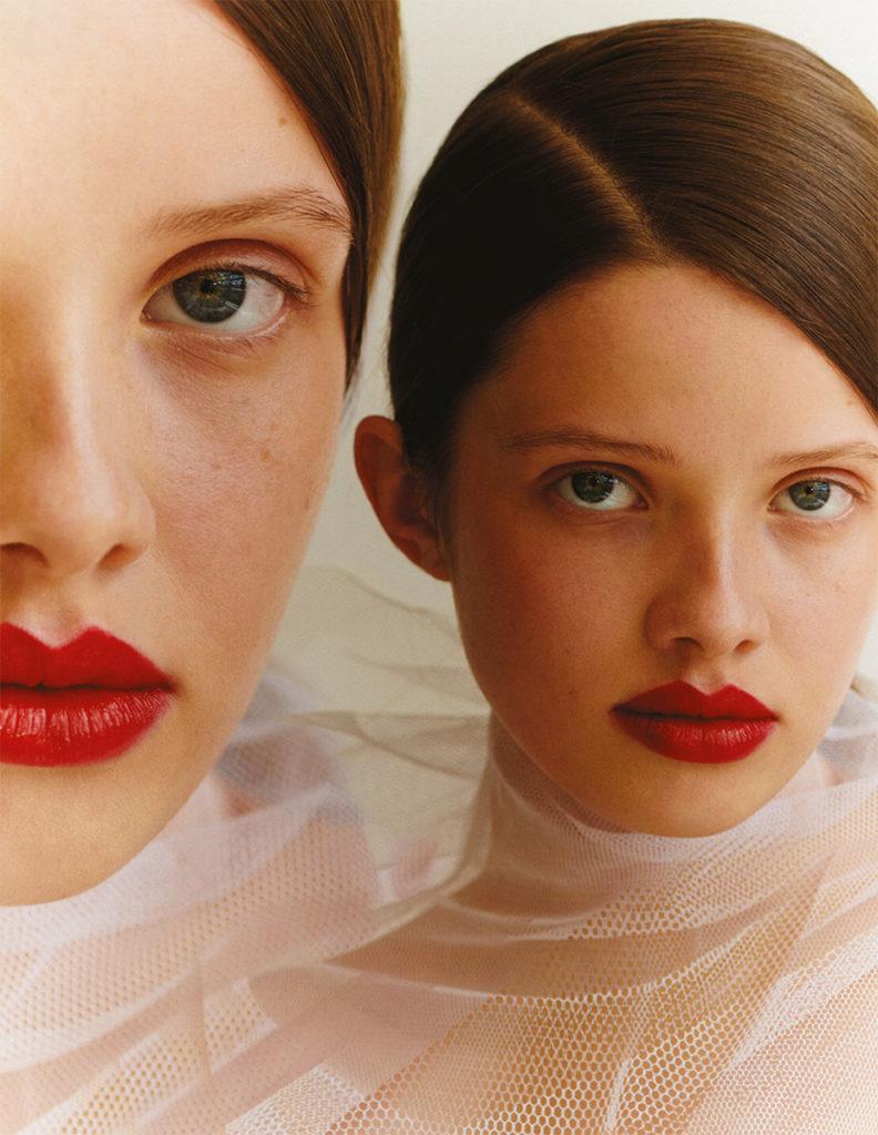 Glass magazine - photographer jon gorrigan - styling Thea Lewis-Yates - hair Federico Ghezzi - wm-artist Management - w-mmanagement - milano