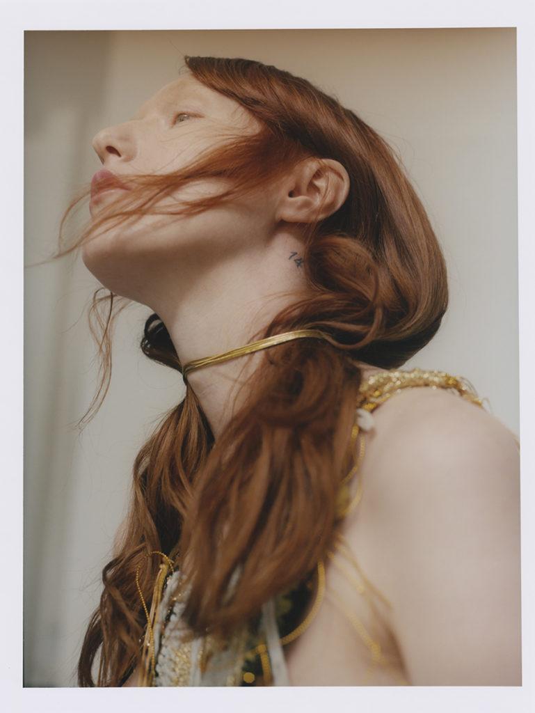 Metal magazine - photographer Mattia Pasin - stylin Diletta Cosmai - wm-artist management - w-mmanagement - milano agency