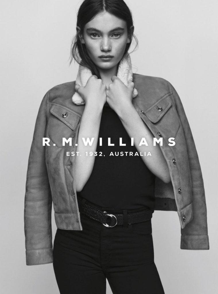r.m.williams - photographer Daniel Goodes - styling Gemma Keil - hair Rory Rice - wm-artist Management - w-mmanagement