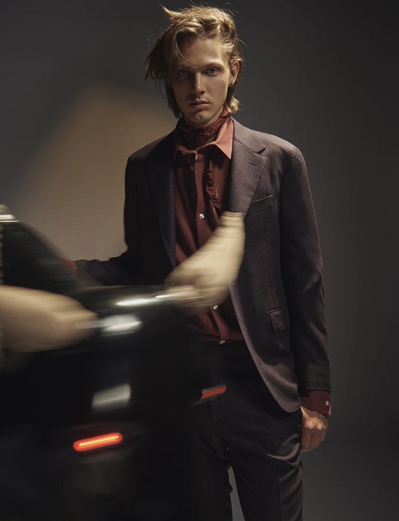 style magazine italia - photographer Mattia Pasin - styling Giovanni Deruvo - wm-artist management - w-mmanagement - milano