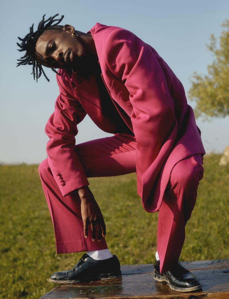 Style magazine italia - photographer Gautier pellegrin - styling luca roscini - hair Francesco Avolio - wm-artist management - w-mmanagement - milano - agency