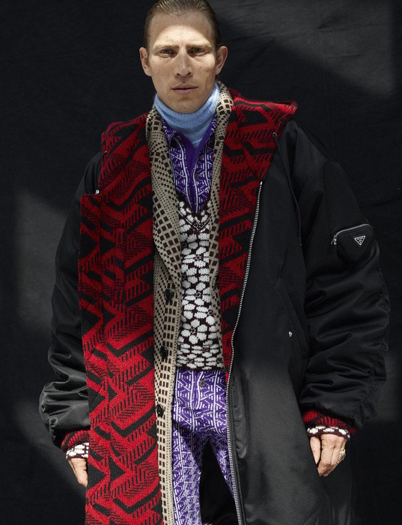 Style Magazine - photographer Letizia Ragno - hair Chiara Bussei- styling Luca Roscini - WM- Artist Management - WM Management