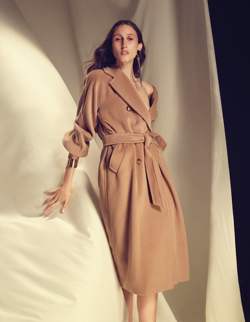 vanity fair - Anna Cleveland - photographer Emilio Tini - styling Simone Guidarelli - makeup Karin Borromeo - manicure Carlotta Saettone - w-mmanagement