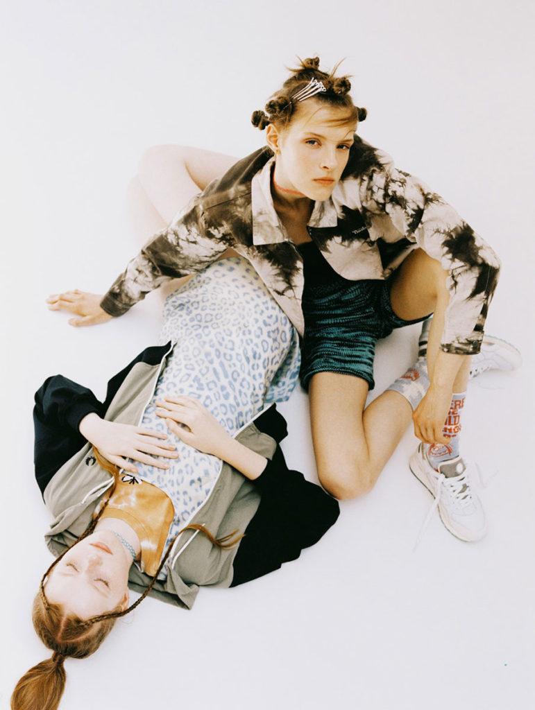 Wu magazine - photographer Nicolò De March - styling Maela leporati - wm-artist management - w-mmanagement - milano