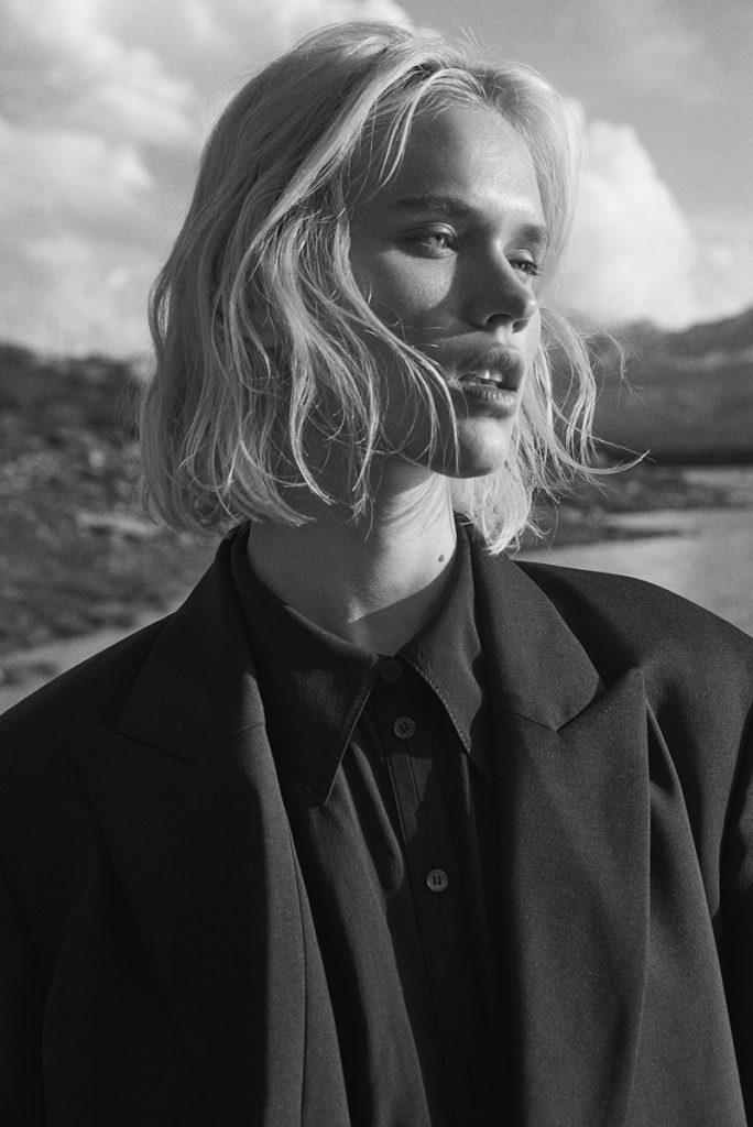 Posh magazine - photographer Stefano Sciuto - styling Emily Lee - makeup Augusto Picerni - hair Daniel Manzini - WM-Artist Management
