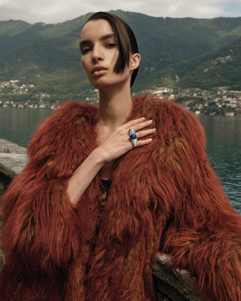 prestige magazine - photographer Chuck Reyes - styling Dabby Naval - makeup Augusto Picerni - hair Daniel Manzini - manicure Carlotta Saettone - wm-artist management -w-mmanagement