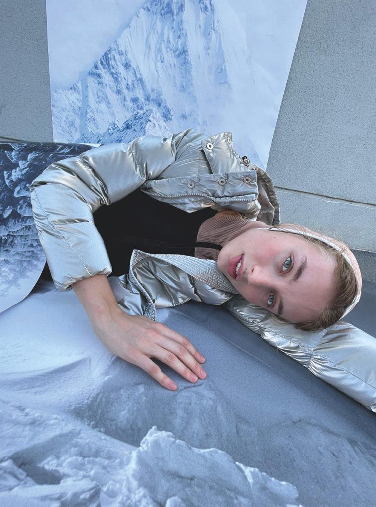 Marie claire italia - photographer Elisabetta Massari - Styling Ivana Spernicelli - make-up artist Augusto Picerni - WM-Artist Management - milano - agency